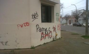 "Rodríguez: "" se ha vandalizado una actividad como el graffiti"""