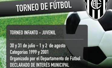 Fútbol juvenil: Dardo Seibel da detalles del torneo