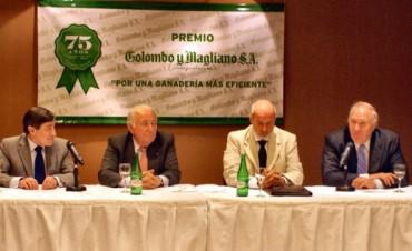 Premio 75° Aniversario de Colombo y Magliano
