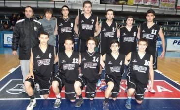 Estudiantes al Zonal de Clubes de Básquetbol U17
