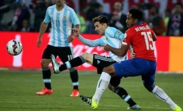 La Copa América:Chile campeón. Argentina perdió por penales