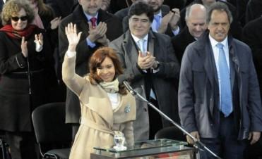 Día de la Independencia: la Presidenta encabezó el acto central en Tucumán