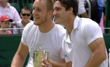 Emoción argentina en Wimbledon