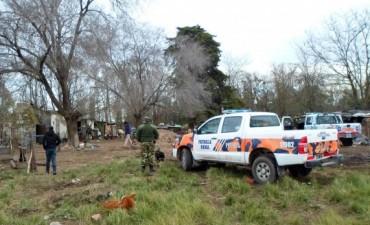 Secuestraron 15 ovejas en un allanamiento