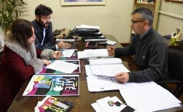 """""""Satélite C.E.C.O."""" declarado de Interés Municipal"""