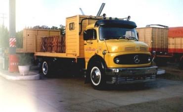 A todo camión