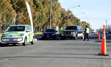 Protección Ciudadana intensificó los controles de tránsito