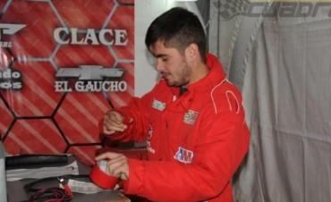 Agustín Herrera invitado en La Plata