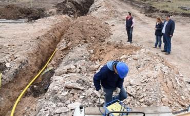 Procrear: Avanzan las obras de infraestructura en los terrenos del Pickelado
