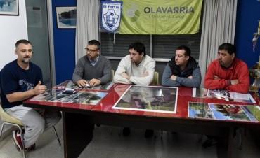 El Fortin presentó la Copa Ciudad de Olavarría