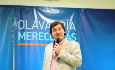 Santellán quiere debatir quien representa al FPV