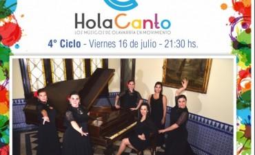 Llega la cuarta edición de Hola Canto