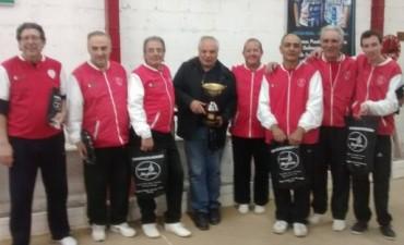 Alvaro Barros se quedó con los premios del Torneo 68º Aniversario
