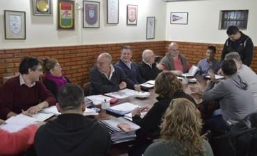 Reunión de federación provincia Buenos Aires en basquet