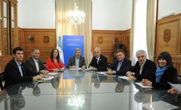 Nación y provincia de Buenos Aires relanzan las obras de urbanización en la Cuenca Matanza-Riachuelo