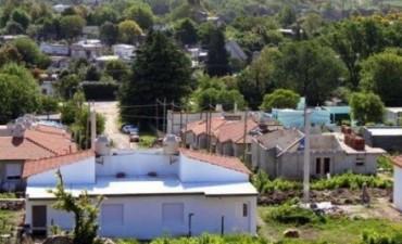 Entrega de Viviendas en Sierras Bayas