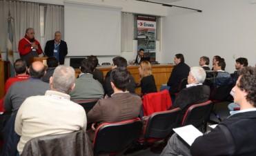 Minería : Olavarría fue sede del Primer Seminario de Perforación y Voladura