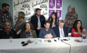 La Asociación Judicial Bonaerense denuncia y pide la destitución del Juez de Familia