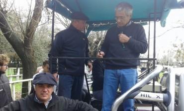 Remate en Tapalqué, Danes S.R.L con Antonio de Los Heros