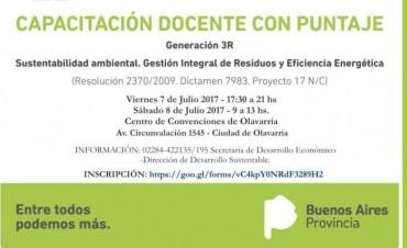 Programa 3R: hacia una gestión sostenible de los residuos urbanos