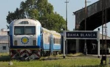 Tres veces por semana correrá el tren entre Constitución y Bahía Blanca