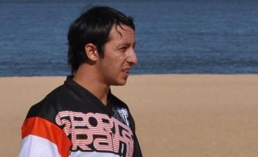 Federal B: Maxi Chevrot en la previa de Racing Dep. Belgrano de Sta. Rosa