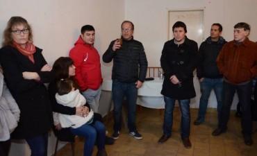 Unidad Ciudadana inaugura dos locales en Villa Alfredo Fortabat y Sierras Bayas