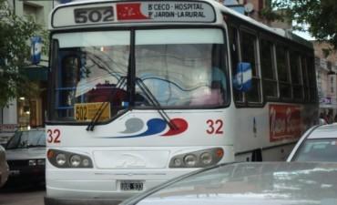 Transporte: convocan a manifestarse frente a Nuevo Bus
