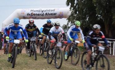 Se corrió una nueva edición de Rural Bike en General Alvear