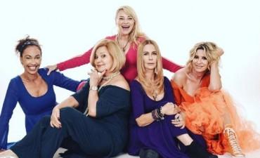 "Cinco reconocidas actrices en ""Menopausia Show"""