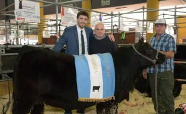 El intendente Galli estuvo en la inauguración de la Rural en Palermo
