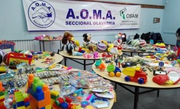 AOMA Olavarría, entre la solidaridad y la lucha
