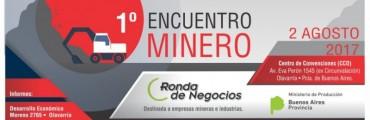 Muchos preparativos para el Primer Encuentro Minero