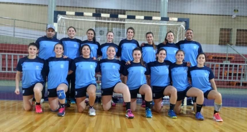 Handball: Primera victoria de Ferro