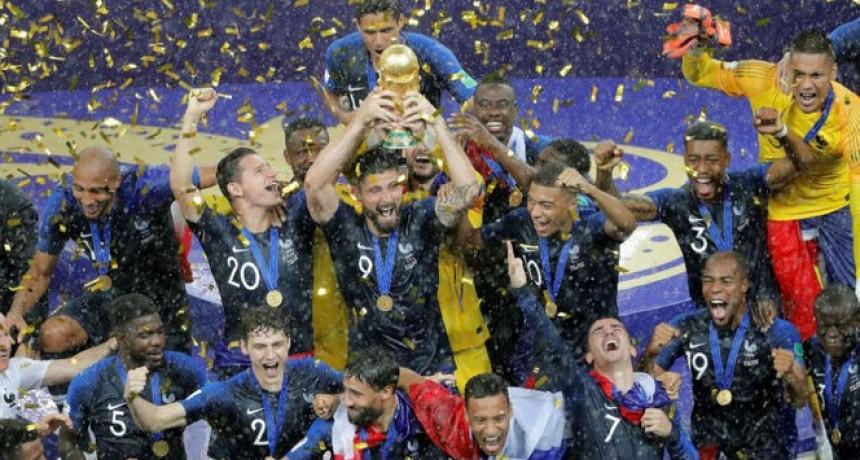 Francia se quedó con el Mundial de Rusia: el análisis de Leo Uranga por LU 32