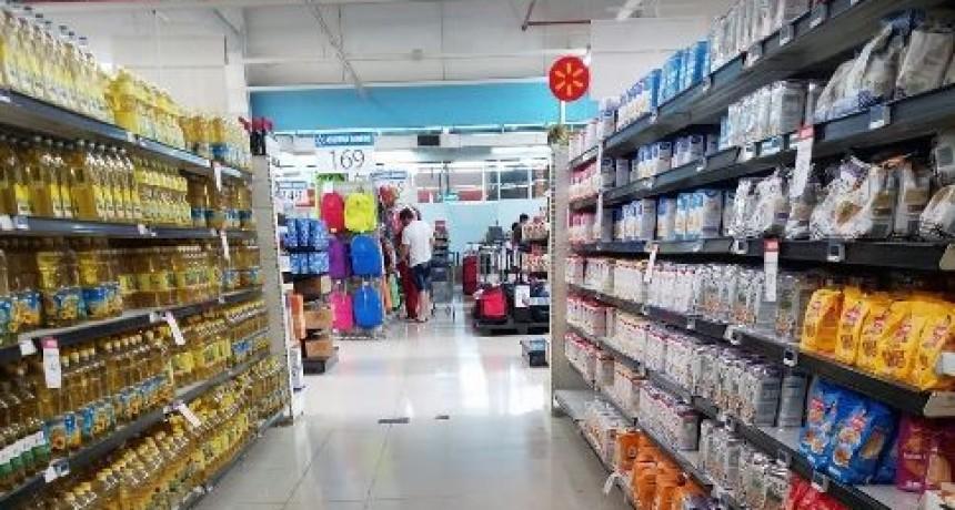 Olavarría: El incremento del precio de los alimentos supera el 26% en el año