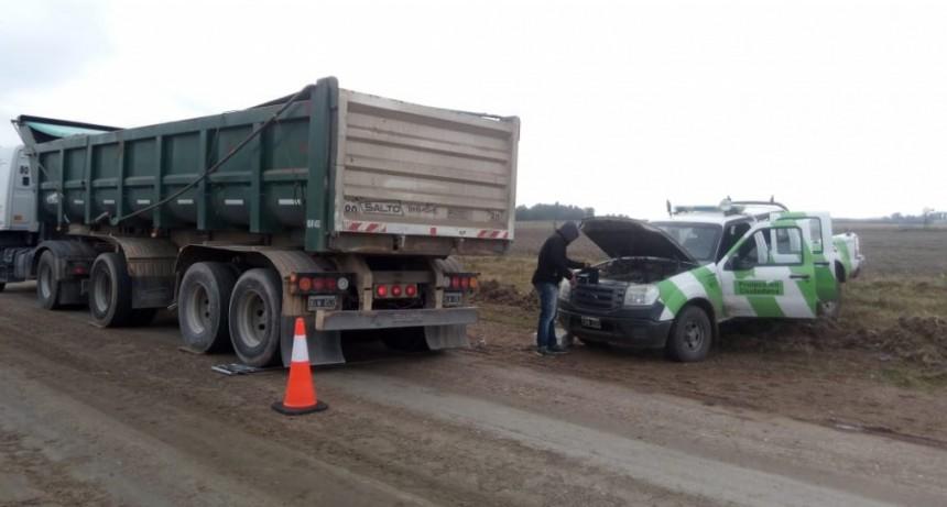 El Municipio refuerza los controles de carga