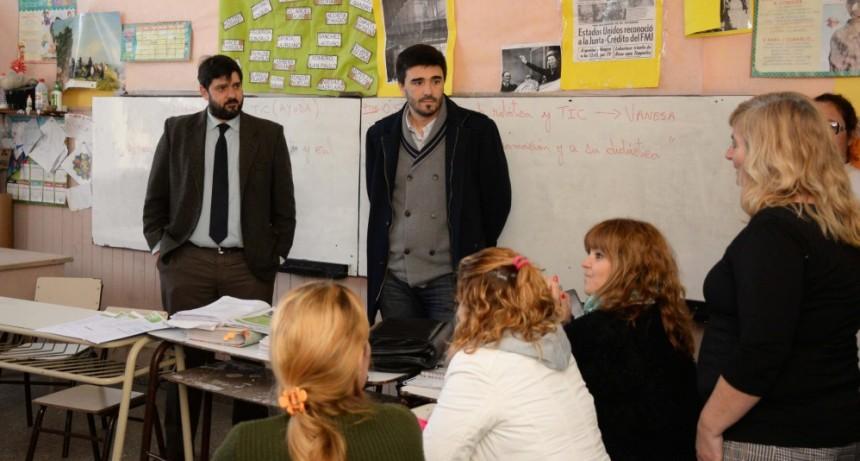 Trabajar hacia el fortalecimiento de la educación inclusiva
