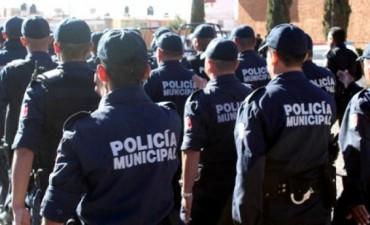 'No queremos una mejicanización de la policía'