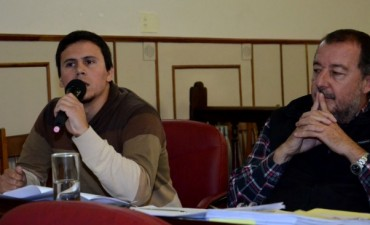 Piden terrenos para viviendas en Sierra Chica