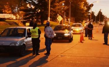 Protección Ciudadana intensificó controles de tránsito en distintos puntos de la ciudad