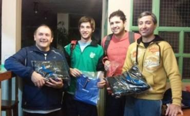 Padel: Cerró la Quinta Ronda del Circuito Local