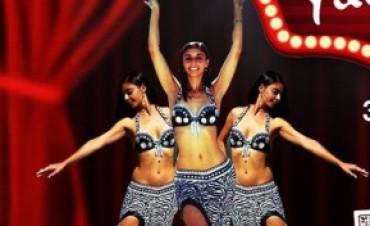 Danzas árabes en el Teatro Municipal