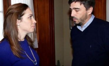 La gobernadora Vidal visita Olavarría este lunes