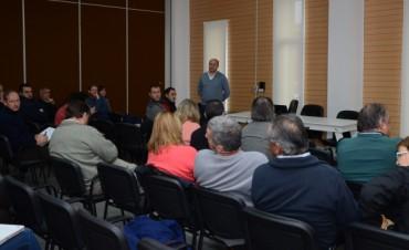 Lucha contra las plagas: Olavarría sede de un encuentro provincial