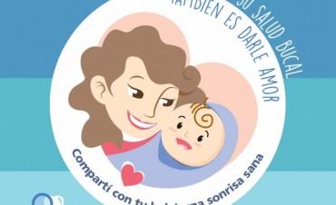 Primera campaña de salud bucal en embarazadas