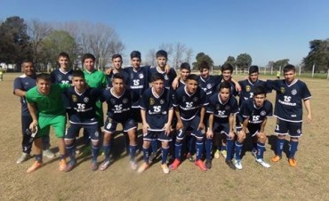 Inferiores de Racing en Junín