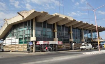 Construcción de oficinas en la Terminal