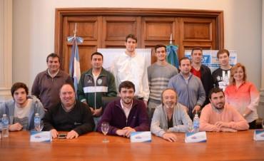 """Se presentó el Top 4 """"Copa Municipalidad del Partido de Olavarría"""""""