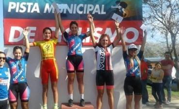 Ciclismo del grande en Chacabuco